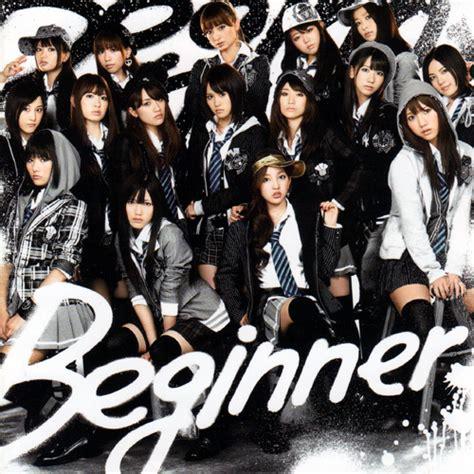 Original Jkt48 Beginner Cd Dvd beginner by akb48 18th single anime mp3 japan s song