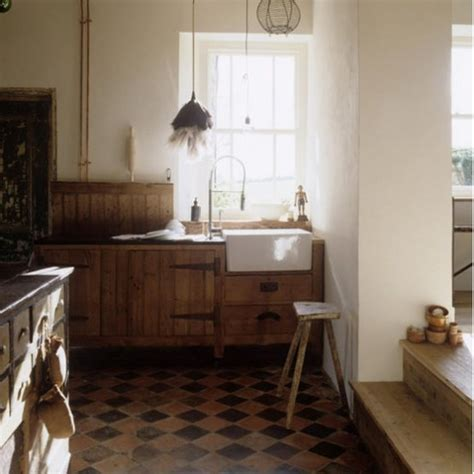 kitchen flooring ideas uk rustic traditional kitchen kitchen ideas tiled flooring housetohome co uk