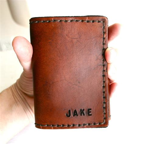 Mens Handmade Wallets - s leather handmade wallets
