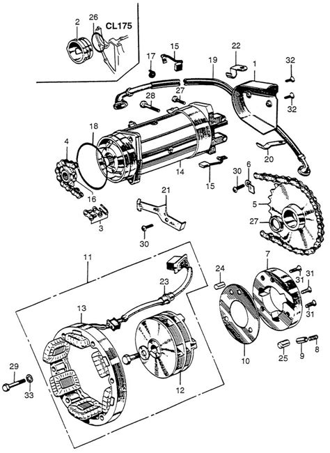 xs650 chopper wiring diagram points xs650 ignition wiring