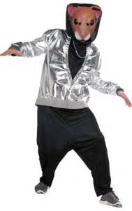 hip hop hamster costume jokers masquerade