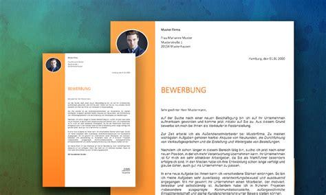 Design Vorlagen Anschreiben Bewerbungsschreiben Vorlage 2018 Meinebewerbung Net