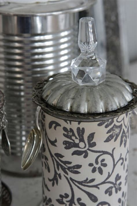 Elegant Kitchen Canisters 50 jaw dropping ideas for upcycling tin cans into