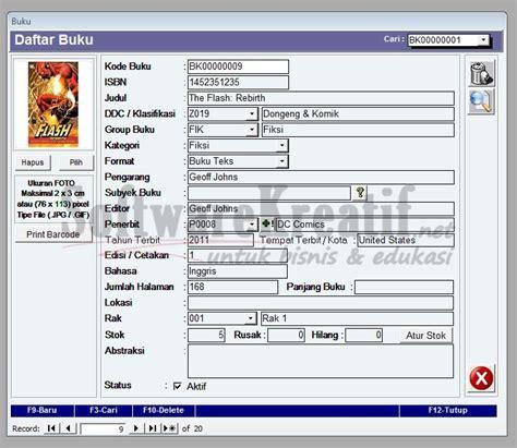 Software Aplikasi Perpustakaan 30 Untuk Sekolah Kantor Pribadi bamboomedia software aplikasi perpustakaan 3 0 solusi