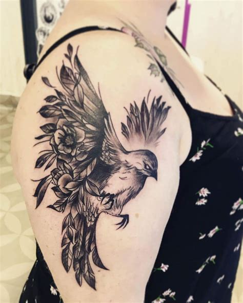 55 cute and artistic bird tattoo designs you want to try next