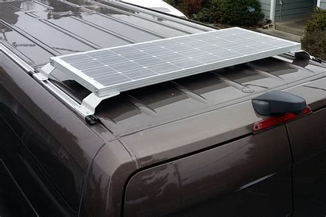 Rv Awnings Ebay 100w Solar Panels For 4x4 Sprinter Sprinter Forum