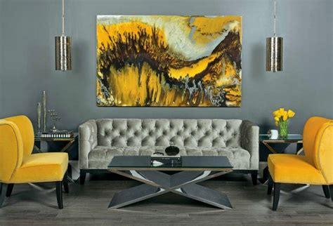 astonishing grey  yellow living room ideas home ideas