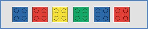 Math Madness Wednesday Building Patterns Teaching Momster Building Blocks Template
