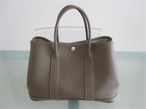 Garden Hermes by Hermes Leather Garden Bag Hermes Inspired Handbags