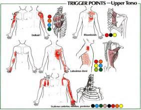 Shoulder pain gadibody com neuromuscular therapy strain