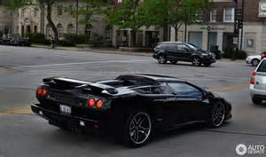 Lamborghini Diablo Lamborghini Diablo Vt Roadster 30 June 2016 Autogespot