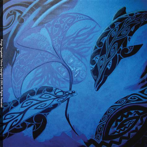 tangaroa tattoo designs nga tamariki o tangaroa the children of the sea god