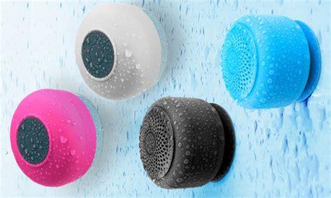 Merkury Innovations Bluetooth Shower Speaker by Merkury Innovations Bluetooth Shower Speakers Groupon