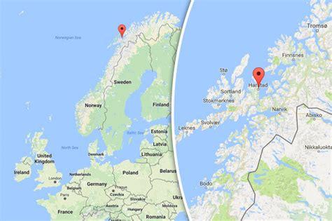 boat crash norway harstad boat crash dozens of brits thought to be injured