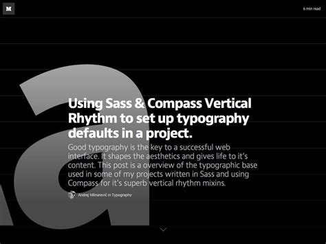typography vertical rhythm our favorite tweets of the week march 10 2014 march 16