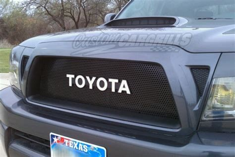 2009 Toyota Tacoma Grill What You Done To Your 2nd Tacoma Today Page