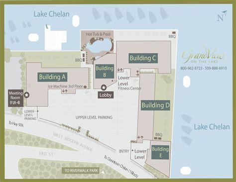 grandview suites floor plan grandview on the lake lake chelan s finest resort hotel