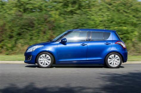 Suzuki Sz4 Review Suzuki 1 2 Sz4 Dualjet Review Car Review Rac Drive