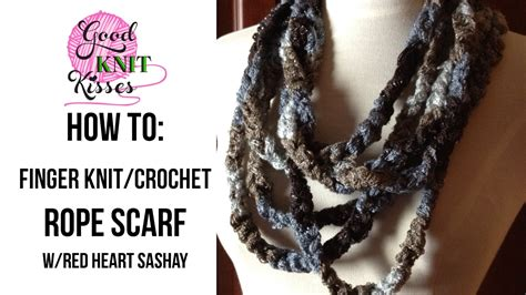 how to knit a sashay scarf step by step easy rope scarf with sashay ruffle yarn with cc closed