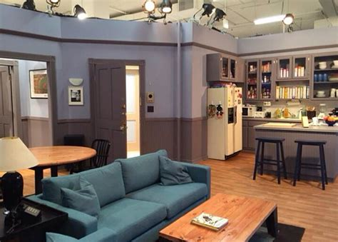 layout of seinfeld apartment seinfeld s apartment has been recreated in nyc see photos