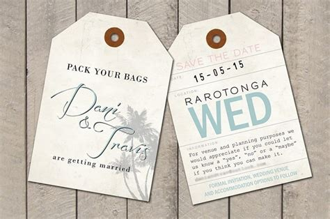 wedding invites after abroad save the date ideas for destination weddings weddings