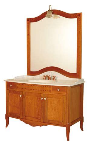 arredo bagno alessandria arredobagno arte povera alessandria da 125 cm con specchio