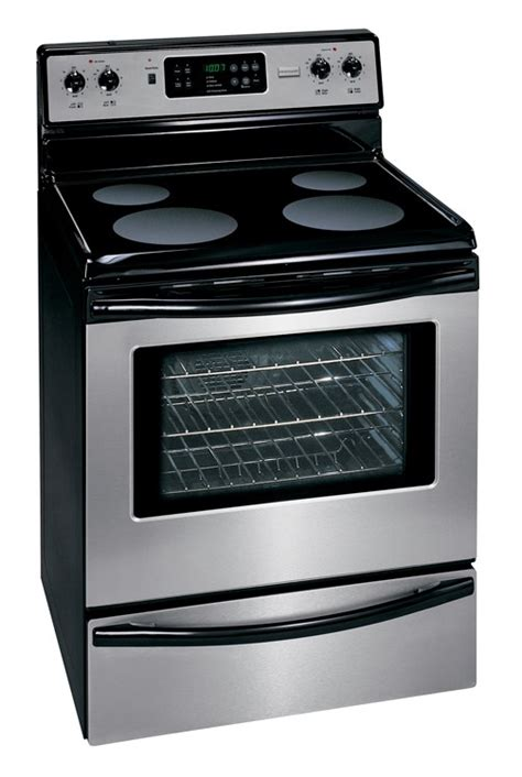 Cooktop Stove Frigidaire Smooth Top Self Clean Mff366kc Stainless