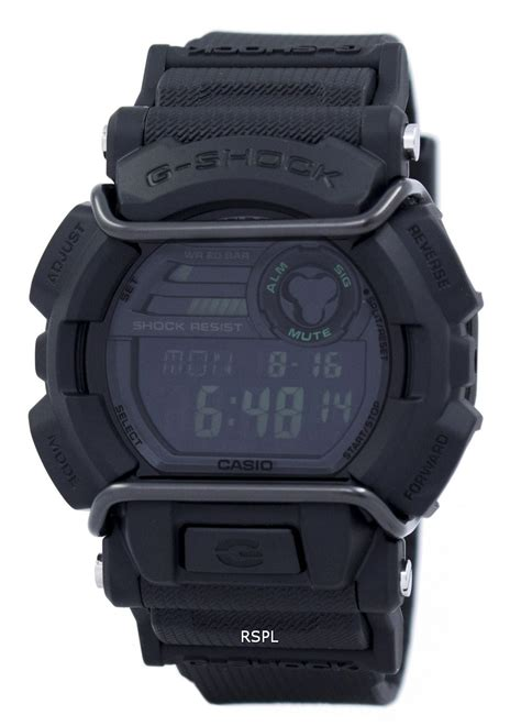 Casio Gd 400mb 1 casio g shock illuminator world time gd 400mb 1 mens