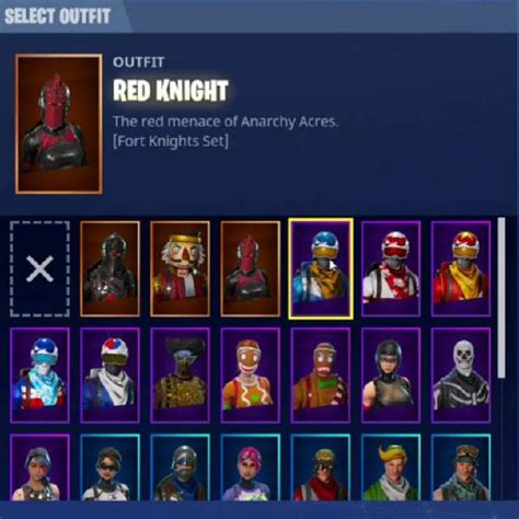 fortnite accounts my fortnite account with 35 skins 12 tools 12 gliders