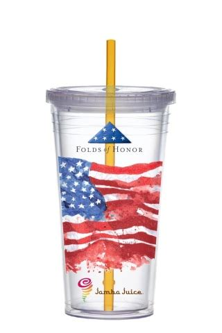 Juicer Avanza jamba juice joins forces with folds of honor to build a