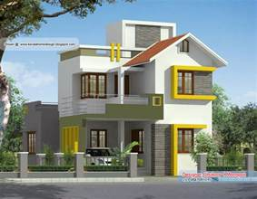 Kerala Home Design Below 1500 Sq Feet by 1500 Square Feet Kerala Style Villa Plan Kerala Home