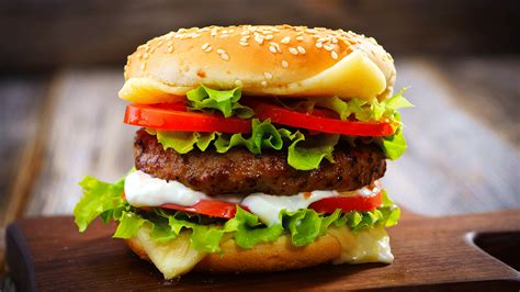 Burger Best Cool Funny
