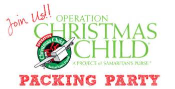 quot mom can we pack a shoebox for operation christmas child
