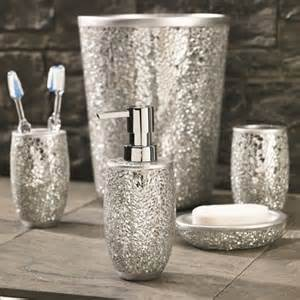 Glitter Bathroom Accessories Bathroom Accessories Bathroom And Glitter Bathroom On