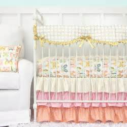butterfly crib bedding giveaway crib bedding from caden project nursery