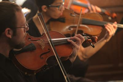 utoledo it help desk violinist with the ut symphony orchestra