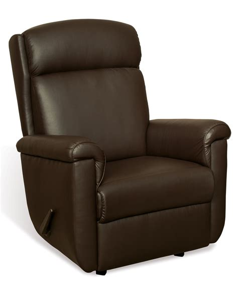 Harrison Leather Recliner by Harrison Recliner Amish Direct Furniture
