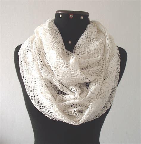 white infinity scarf white infinity scarf by liliavanini on deviantart