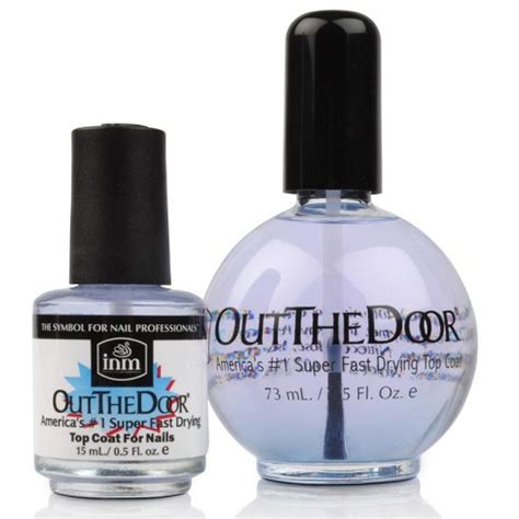 out the door fast top coat 187 ebuynails i
