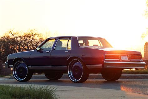donk chevrolet chevy donk cars pictures