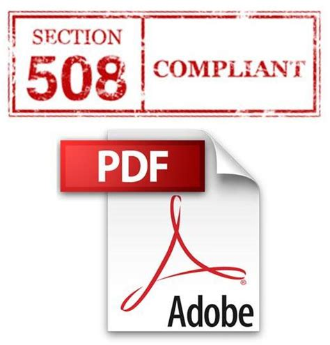 section 508 pdf a beginner s guide to section 508 and accessibility compliance