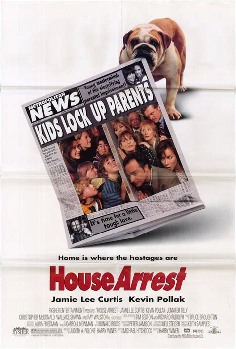 house arrest movie house arrest movie posters from movie poster shop