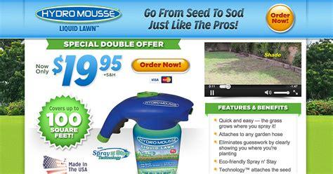 hydro mousse liquid lawn reviews   grass  green
