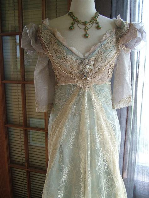 Handmade Cinderella Dress - original handmade vintage inspired cinderella quot after