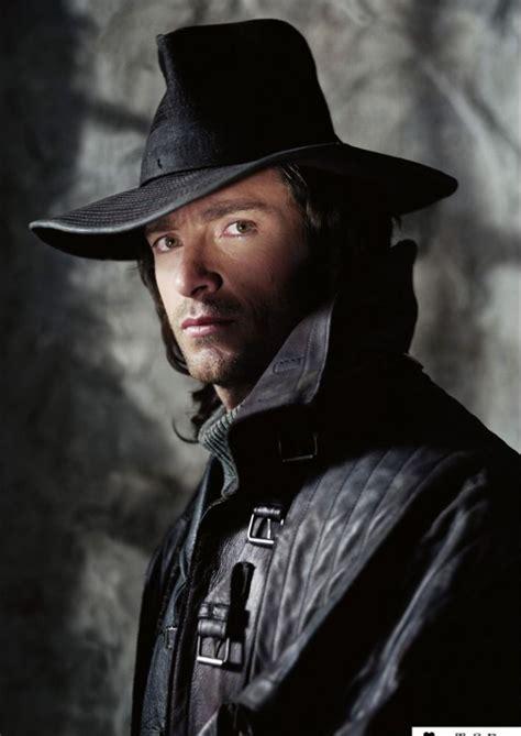 aktor film van helsing as van helsing hugh jackman dons a hat that looks like a