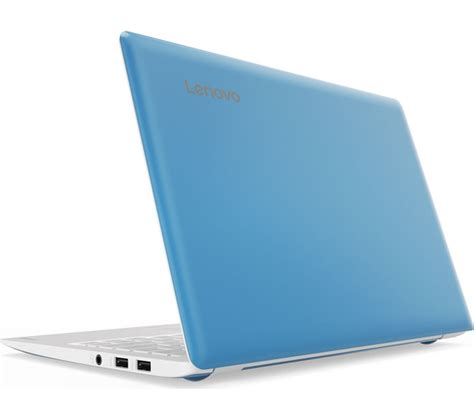 Laptop Lenovo 11s buy lenovo ideapad 110s 11ibr 11 6 quot laptop blue office 365 personal livesafe premium 1