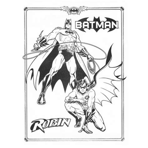 robin superhero coloring page batman robin coloring pages coloring home