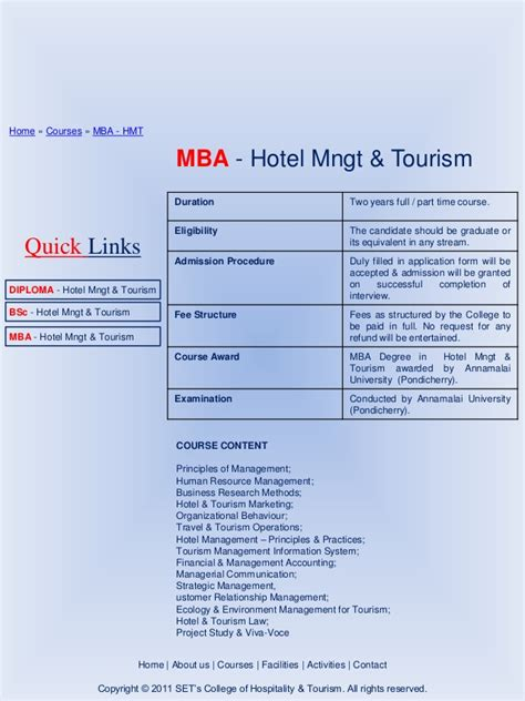 Mba Requests To Be Accepted by Shah Institute Of Hospitality Hotel Management Tourism
