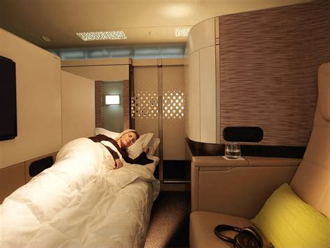 airbus a380 bedroom suite airlines increase first class seats as flying enters new