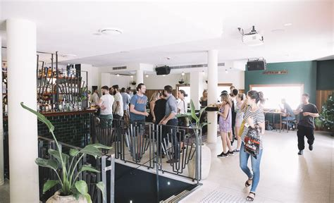 Vincent Dining Room Bar Woollahra The Unicorn Paddington Review Concrete Playground Sydney